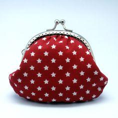 Little stars - Small clutch / Coin purse