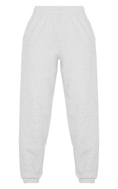 The Ash Grey Casual Jogger. Head online and shop this season's range of trousers at PrettyLittleThing. Cute Lazy Outfits, Sporty Outfits, Teen Fashion Outfits, Sporty Fashion, Mod Fashion, Fashion Women, Sporty Chic, Cute Sweatpants Outfit, Cute Pants