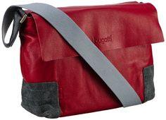 Bugatti Bags Race Messenger Bag, Querformat, medium, Unisex-Erwachsene Messengertaschen, Rot (Rot 16), 37x26x11 cm (B x H x T) - http://herrentaschenkaufen.de/bugatti-3/rot-rot-16-bugatti-bags-race-messenger-bag-medium-b