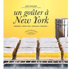Un livre de cuisine excellent consacré aux patisseries New-yorkaises (cheese cake, brownies, whoopies). Une bonne idée cadeau :)