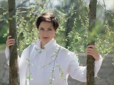 Actress and Model Isabella Rossellini