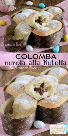 Learn to Make Italian Food Best Italian Recipes, Italian Desserts, Mini Desserts, Just Desserts, Italian Meals, Italian Pasta, Biscotti, Torta Angel, Cookie Recipes