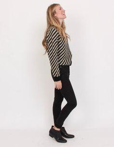 A.P.C. - Stripe Sweater