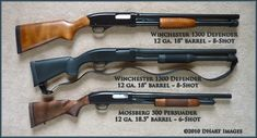 SHOTGUNS...time tested and reliable. Check out our Shotguns for Home Defense courses here at http://www.superiorsecurityconcepts.com/introduction-to-shotguns-for-home-defense.php