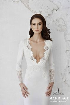 "Marie Ollie, Marriage ,,extravaganza"" wedding dress"