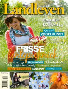 Landleven mei 2014: Lentepicknick! Met verder o.a. bloementaart voor Moederdag, het Assendelfts hoen, vijver in een teiltje, kruiwagentest en nog veel meer.