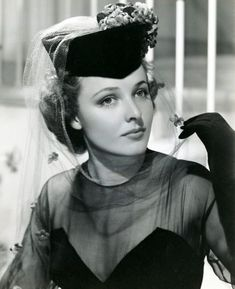 Laraine Day ~ (10/13/1920 - 11/10/2007) age 87 of natural causes.