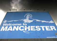 Tevez Poster.. Manchester.  As a City fan I obviously get the joke.. but would I like it the other way round....Absolutely NOT... Althougn my response would have been to laugh and shrug it off without comment.. I was equally surprised by Ferguson's r Funny - Hilarious Signs & Billboards