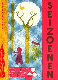 Seizoenen. Een associatief boek over de seizoenen.