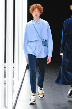 Mistergentleman   Ready-to-Wear - Autumn 2018   Look 3