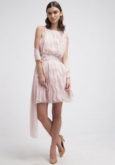 Adrianna Papell - Robe de soirée - blush