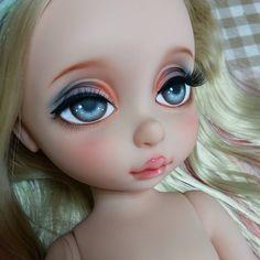 149 отметок «Нравится», 3 комментариев — ji-a (@jia_n_doll) в Instagram: «#disneybabydollrapunzel #disney #rapunzel #babydollrapunzel #babydoll #doll #dollcustom…» Disney Princess Dolls, Disney Rapunzel, Disney Dolls, Disney Animator Doll, Pasta Flexible, Doll Repaint, Custom Dolls, Doll Face, Bjd