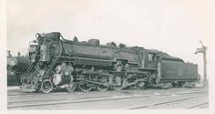 Richmond, Fredericksburg & Potomac RR, 4-6-2, #302 was #11 when built by Baldwin/Richmond in 1918. The number was changed to 302 in 1926.