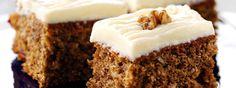 Karrotten-Joghurt-Kuchen
