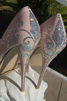 Custom Made Beautiful Swarovski 2058Cut Crystals by celinesgarden, $120.00