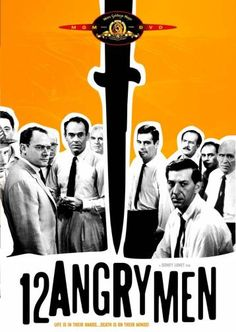Passion for Movies: 12 Angry Men - The Nature of Prejudice