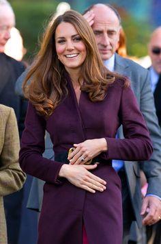 La razón por la que Kate Middleton nunca se pinta las uñas