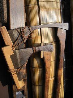 Bearded ax heads from the new shipment. Made in Hokkaido originally.