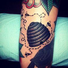 Hold It Down Tattoo.