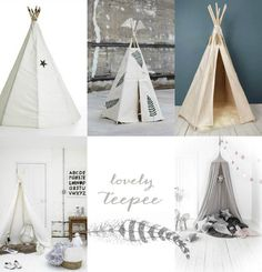 lovely Teepee | Madame love