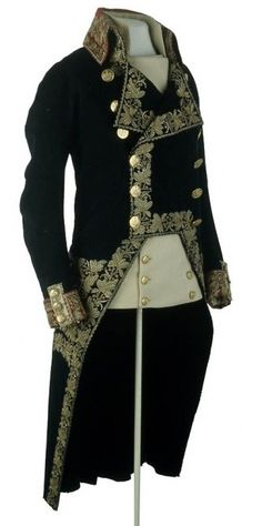 1800's French Military Uniform