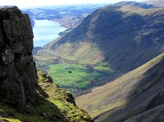 One of the most magnificent pictures I have ever seen Wasdale Head, England Great Places, Places To See, Beautiful Places, Cumbria, Lake District, Monk Pictures, Travel Pictures, Wales, Places In England
