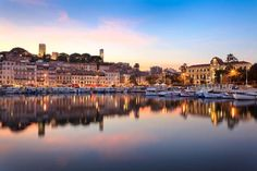 Port du Suquet, Cannes