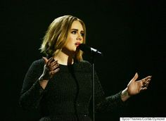 Adele Reveals New Short Hair Cut During X Factor Performance