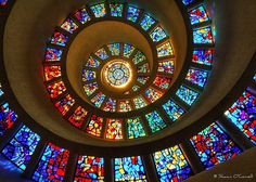 some killer stained glass windows fo sho.