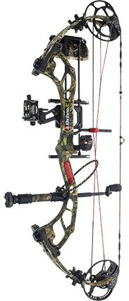 PSE Drive R in Camo Ready-to-Hunt Bow Package