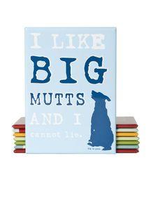 I like big mutts and I cannot lie...