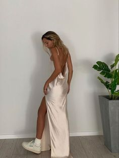 Prom Outfits, Mode Outfits, Trendy Outfits, Summer Outfits, Fashion Outfits, Summer Dresses, Evening Dresses, Looks Chic, Looks Style