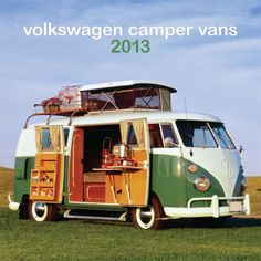 VW Camper Vans - 2013 Mini Calendar Calendars - AllPosters.co.uk