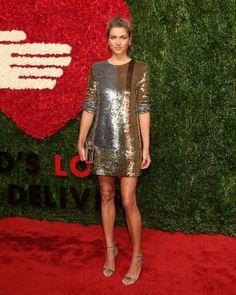 Pin for Later: Diane Kruger und Toni Garrn stahlen den Stars in New York das Rampenlicht Jessica Hart