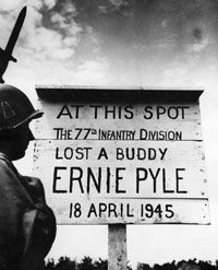 Archive » As Proficient as a Circus » Ernie Pyle
