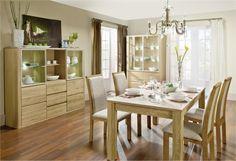 Découvrez notre nouvelle collection de #meubles contemporains URBAN, conçue pour le #salon et la salle à manger. Ce #mobilier haut de gamme en #bois massif allie à la perfection la sobriété du style avec l'élégance. De coloris chaud et naturel, il va procurer à votre intérieur une ambiance chaleureuse et avenante, propice au repos.     http://www.houseandgarden-discount.com/mobilier-contemporain/meubles-en-bois-massif/vente-table-a-manger-urban,fr,4,DekOrl41.cfm