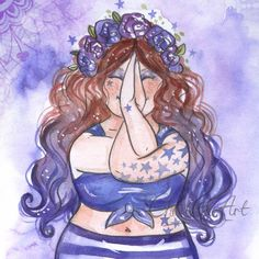 Indigo Purple Yoga Third Eye Brow Chakra by CharlotteThomsonArt Boho Illustration, Bujo Doodles, Purple Art, Yoga Art, Third Eye, Cute Art, Chakra, Eyebrows, Wall Art Prints