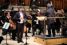 Jonas Kaufmann sings with the London Symphony Orchestra, conducted by Sir Antonio Pappano.