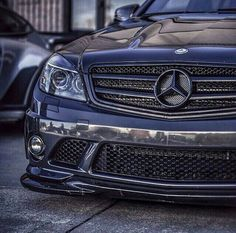 black on black Mercedes Benz C63 Amg, Cars Motorcycles, Cool Cars, Dream Cars, Super Cars, Audi, Sporty, Vehicles, Horse