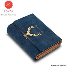 Cheap coin purses holders, Buy Quality purse holder directly from China women's leather wallets Suppliers: 2017 Latest Christmas Deer Women Leather Wallet VintageTri-Folds Luxury Cash Purse Girl Small Black Clutch coin purses holders Card Wallet, Clutch Wallet, Card Case, Bags Travel, Latest Bags, Purse Holder, Wallets For Women Leather, Pocket Cards, Womens Purses