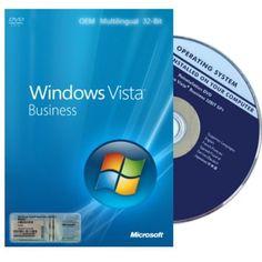 Windows Vista Business OEM Multilingual gelabelt Vollversion Operating System, Starting A Business, Tech Logos, Microsoft, Oem, Windows, School, Window, Ramen