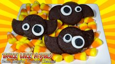 Halloween DingBat Cookies Recipe