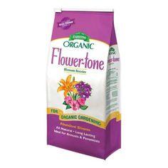 Espoma 4 lbs. Tone Flower Food-100047185 - The Home Depot