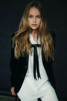 #KristinaPimenova | #YoungModel | #Kidsmodel from #Russia
