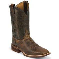 Bent Rail by Justin Cowboy Boots Tan Damiana Cowhide Mens Cowboy Boots Only Kicks Shoes, On Shoes, Male Shoes, Country Wear, Cool Boots, Men's Boots, Justin Boots, Western Boots, Western Style