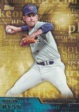 2015 Topps Baseball Archetypes #A-14 Nolan Ryan - Texas Rangers