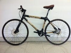 Bamboo Brownie - really ugly - this saddle . Being Ugly, Bamboo, Bicycle, City, Vehicles, Bicycle Kick, Trial Bike, Rolling Stock, Bike