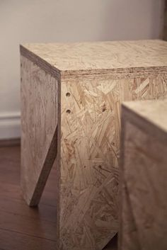 OSB furniture