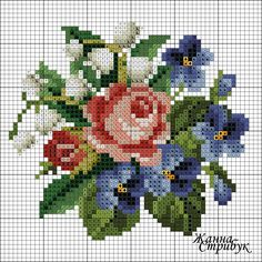 Thrilling Designing Your Own Cross Stitch Embroidery Patterns Ideas. Exhilarating Designing Your Own Cross Stitch Embroidery Patterns Ideas. Cross Stitch Rose, Cross Stitch Flowers, Cross Stitch Charts, Cross Stitch Designs, Cross Stitch Patterns, Cross Stitching, Cross Stitch Embroidery, Hand Embroidery, Beaded Cross