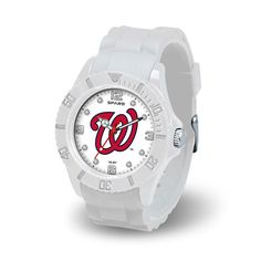 Washington Nationals MLB Cloud Series Womens Watch